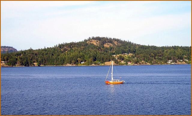 British Columbia Gulf Islands
