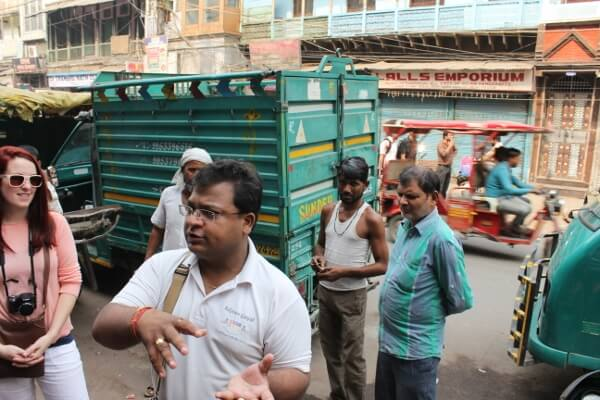 Food Tour in Delhi Guide