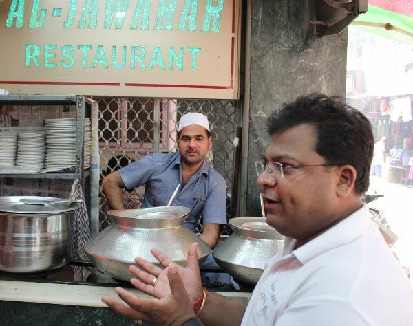 Food Tour in Delhi