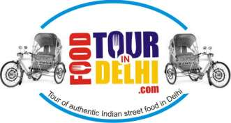 Food Tour In Delhi Logo