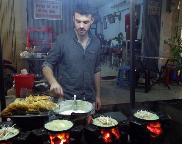 Cooking Food Tour Saigon