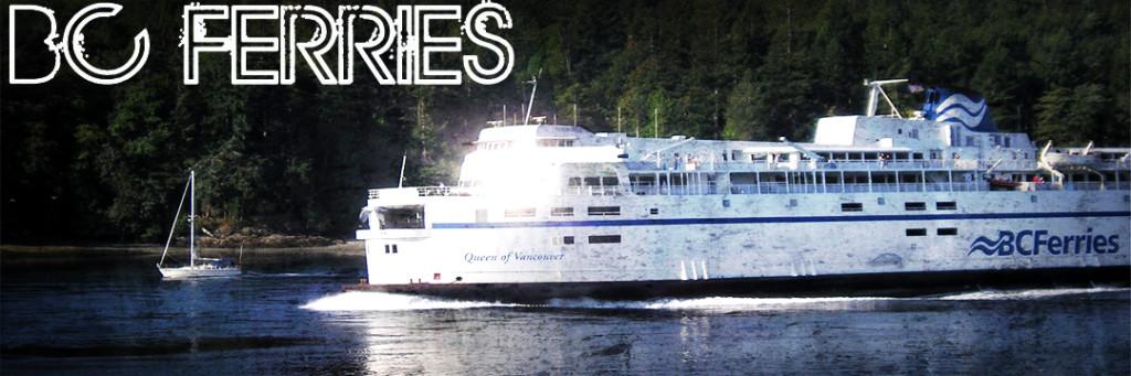 British Columbia Ferry Travel