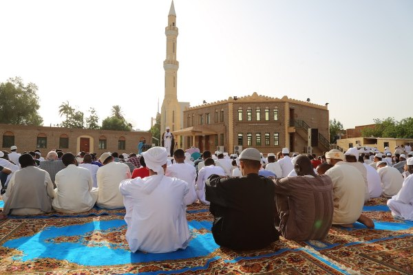 Eid al-Adha 2020 photo by Ibrahim Abdullah via Unsplash