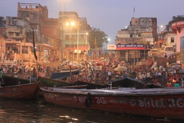 Early Morning Varanasi Ghats