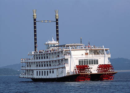 Showboat Branson Belle Table Rock Lake