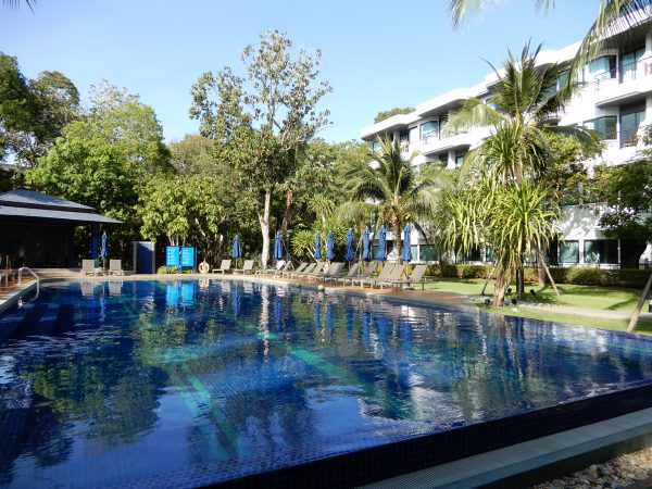 Holiday Inn Express Krabi Ao Nang Beach Pool