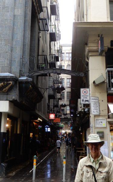 Shopping Lanes Melbourne