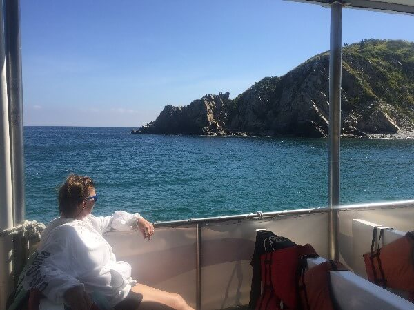 Huatulco Mexico Catamaran Tour