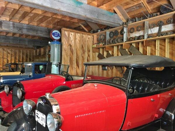 3 Valley Gap Auto Collection