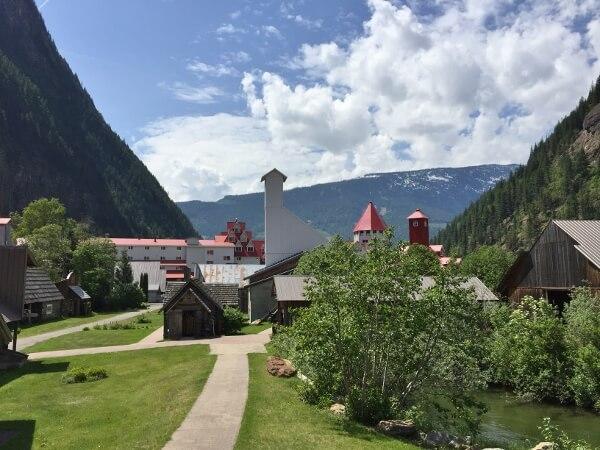 3 Valley Gap British Columbia Heritage Ghost Town