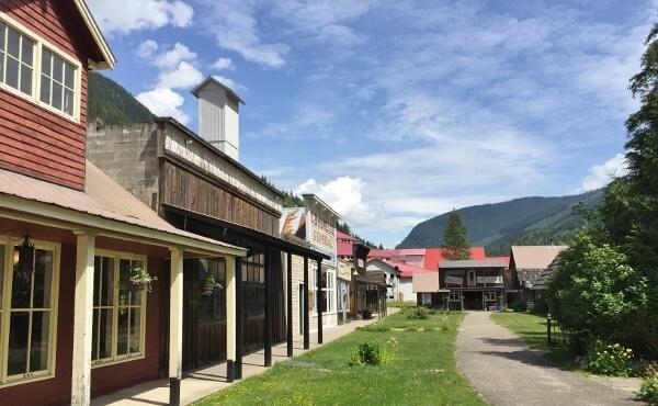 3 Valley Gap Heritage Ghost Town