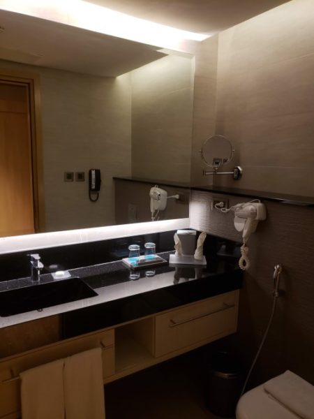 Bai Hotel Cebu Bathroom