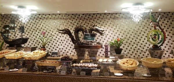 Bai Hotel Cebu Breakfast Buffet