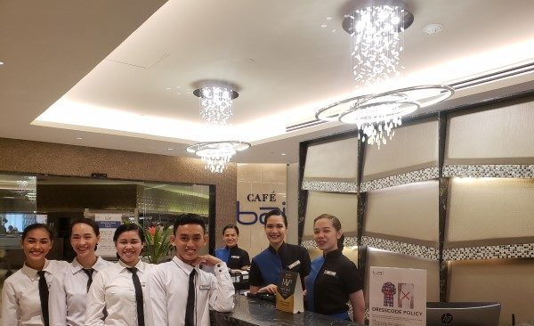 Bai Hotel Cebu  Employees