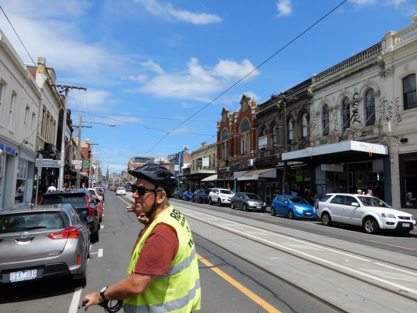 Bicycle Tour In Melbourne