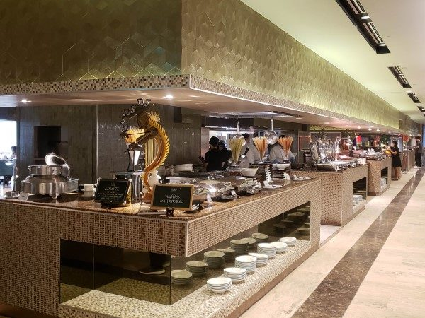 Cafe Bai Hotel Buffet