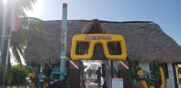 Dive Shop Varadero Cuba