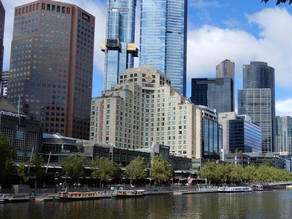 Downtown Melbourne Riverfront