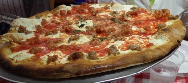 Grimaldi's Pizza New York City