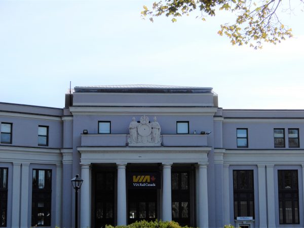 Halifax VIA Rail Station