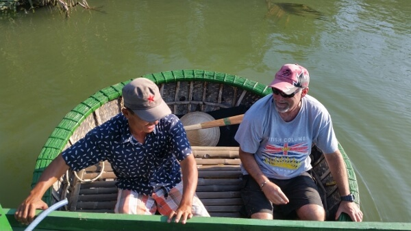 Hoi An Eco Tourism Round Boat Ride