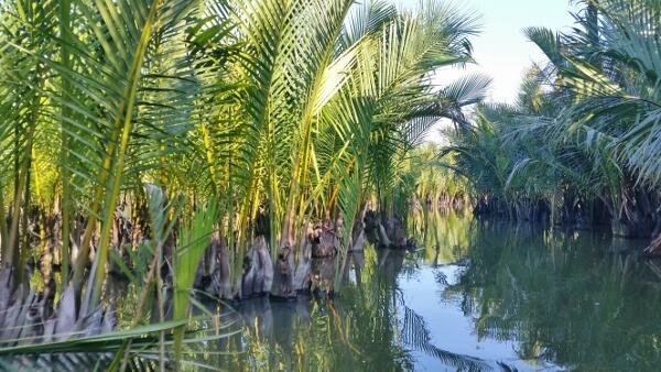 Hoi An Eco Tourism Round Boats
