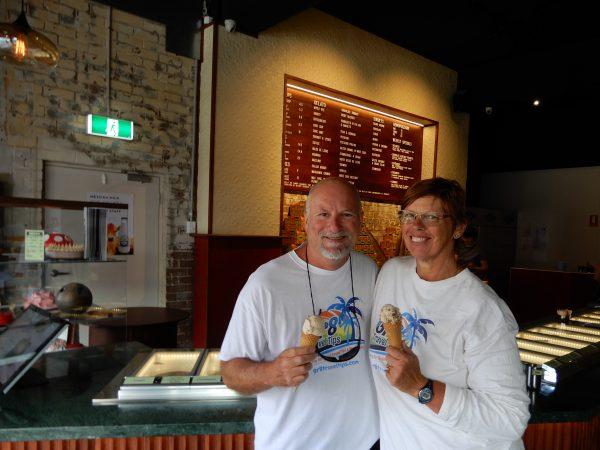 Messina Ice Cream Parlour Melbourne
