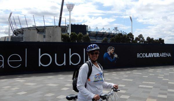 Michael Buble Advertising Melbourne