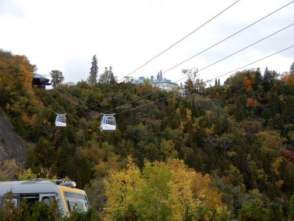 Montmorency Falls Cable Cars