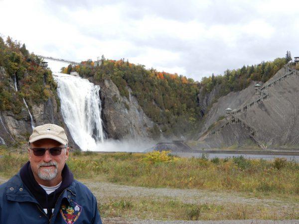 Montmorency Falls Quebec City