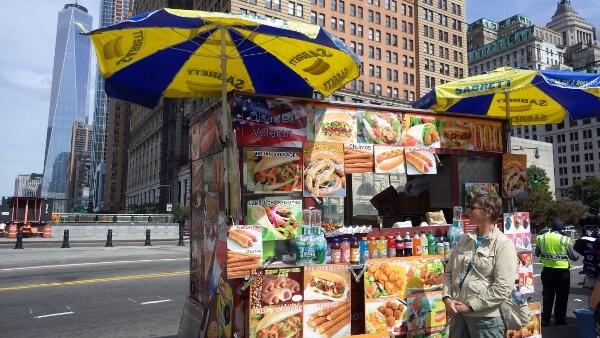 New York City Food Carts