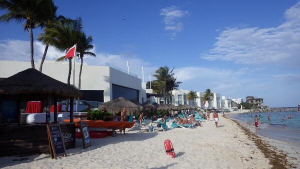 Oasis Tulum Hotel Beachfront