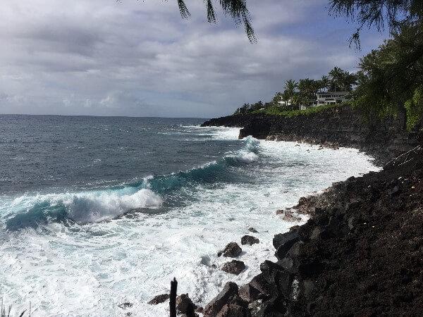 Pahoa Hawaii Shoreline