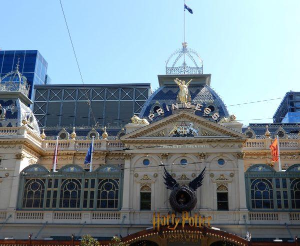 Princess Theatre Melbourne Australia