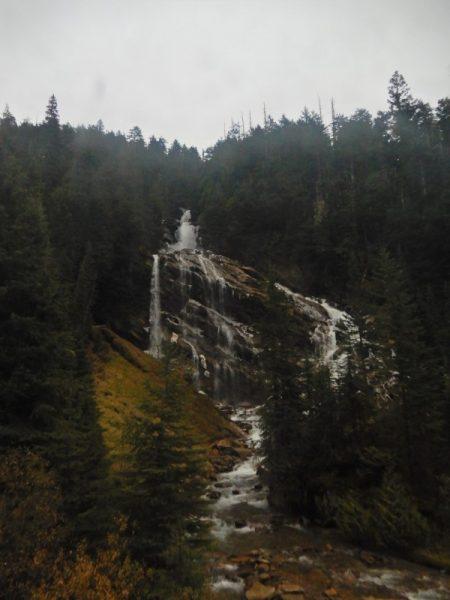 Pyramid Falls Alberta