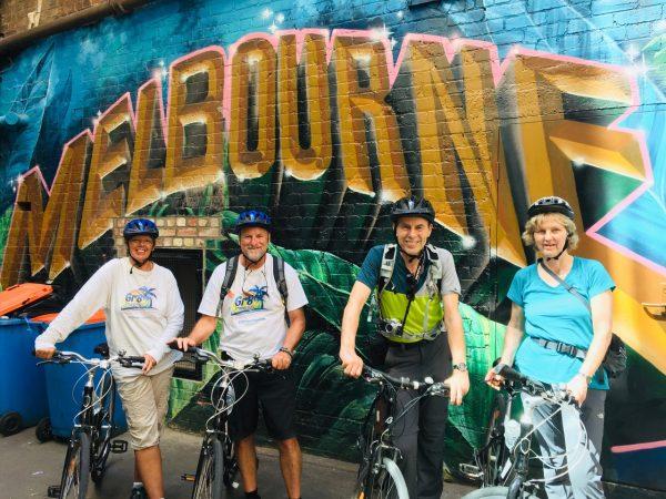 Real Melbourne Bike Tour
