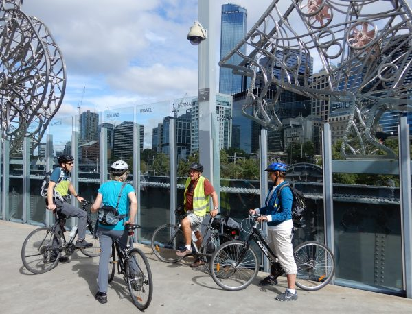 Real Melbourne Bike Tours Group