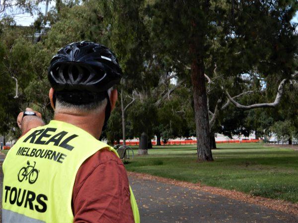 Real Melbourne Bike Tours Reflective Vest