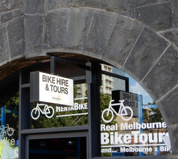 Real Melbourne Bike Tours Shop