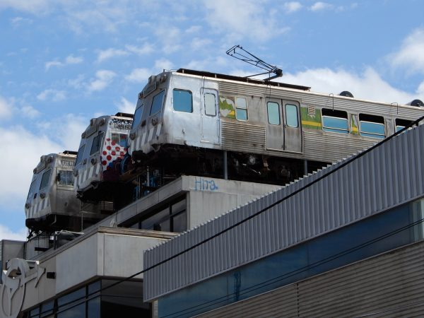 Rooftop Streetcars Melbourne
