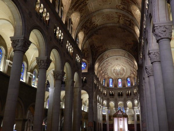 Sainte-Anne de Beaupre Basilica Interior