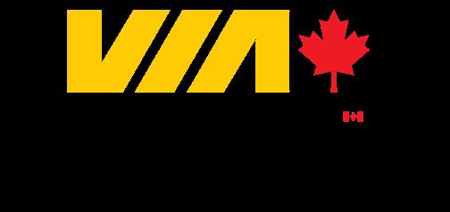 VIA Rail Canada Logo