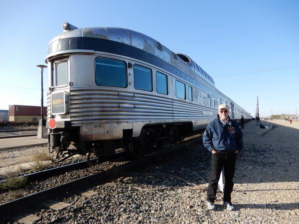 VIA Rail Canada Lounge Car