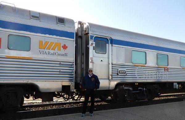 VIA Rail Canada The Canadian