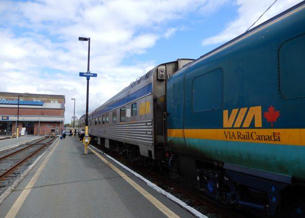 VIA Rail Halifax Station