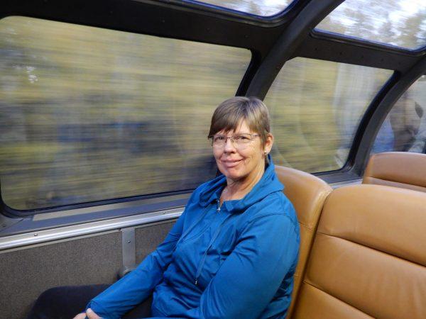 VIA Rail Prestige Class Dome Car