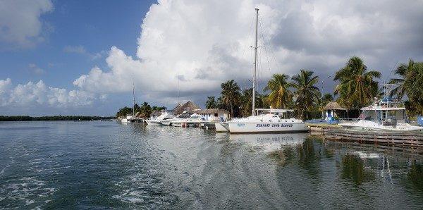 Varadero Boat Pier